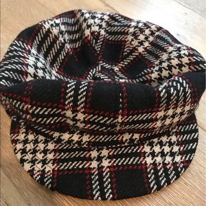 Scalia Pronto polyester wool blend Newsy hat